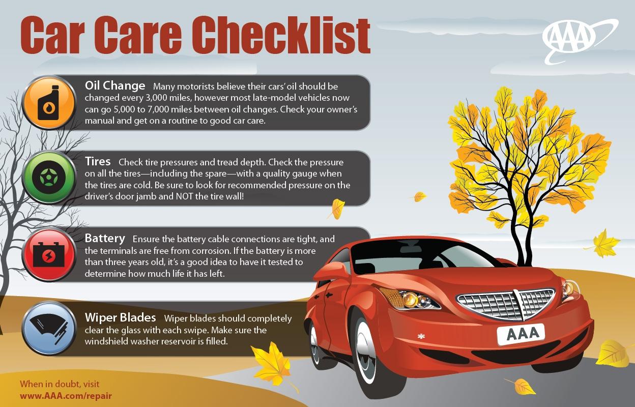 Fall Car Care